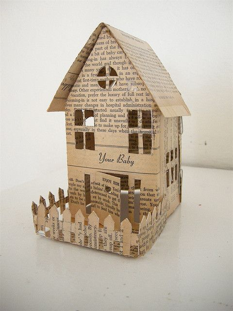 Tiny House By Elsiemarley Little Art