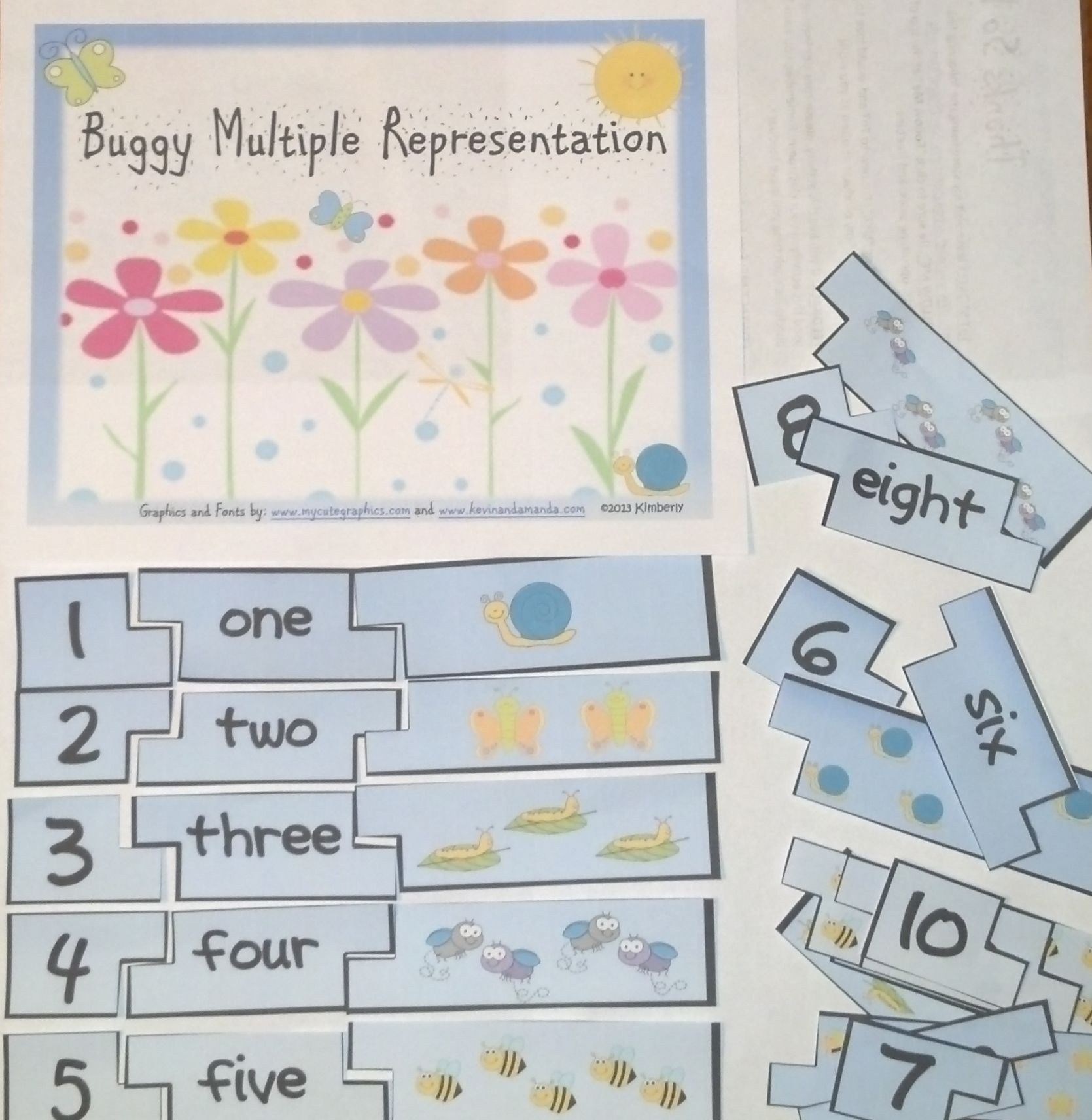 Freebie-This fun little math activity focuses on ways to make ...