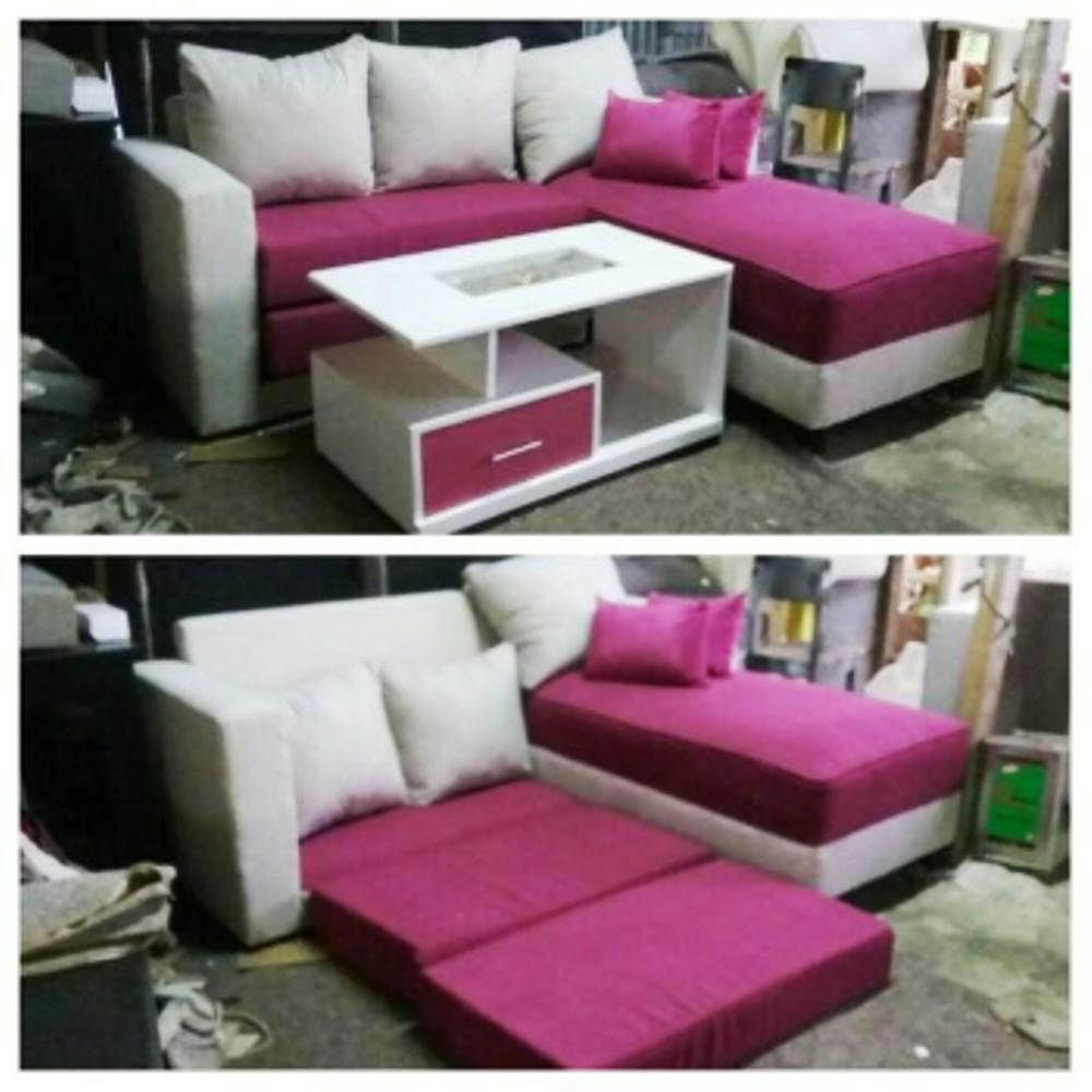 Charmant Sofa Bed Minimalis Sederhana