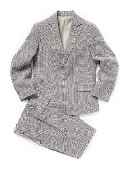 Seersucker 2 Piece Suit