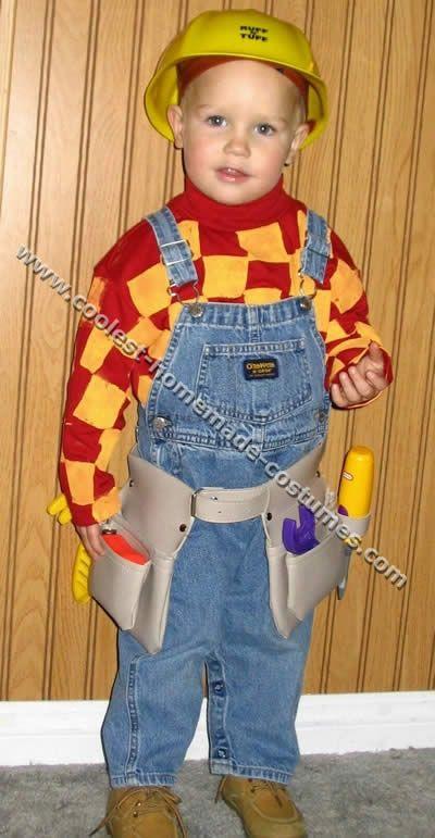 6cee6dfb9 Coolest Homemade Bob the Builder Costume Ideas | Costume Ideas | Bob ...