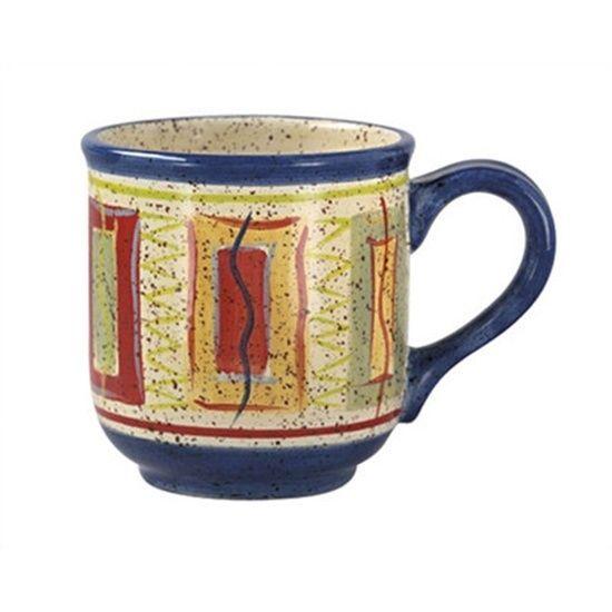 Pfaltzgraff Sedona Mugs 18 oz. Set of 4 American Southwest Design ...