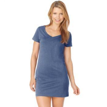 Jockey Pajamas: Solid Sleep Shirt - Women's