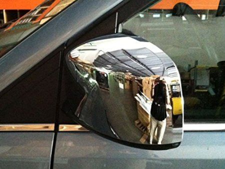 Chrome Mirror Covers2008-2016 Dodge Grand Caravan Chrysler Town and Country