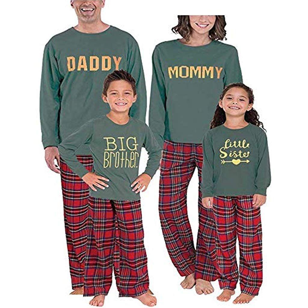 l'ultimo 8a7f6 91c27 Natale Famiglia abbinamenti Pigiami Natale Famiglia ...