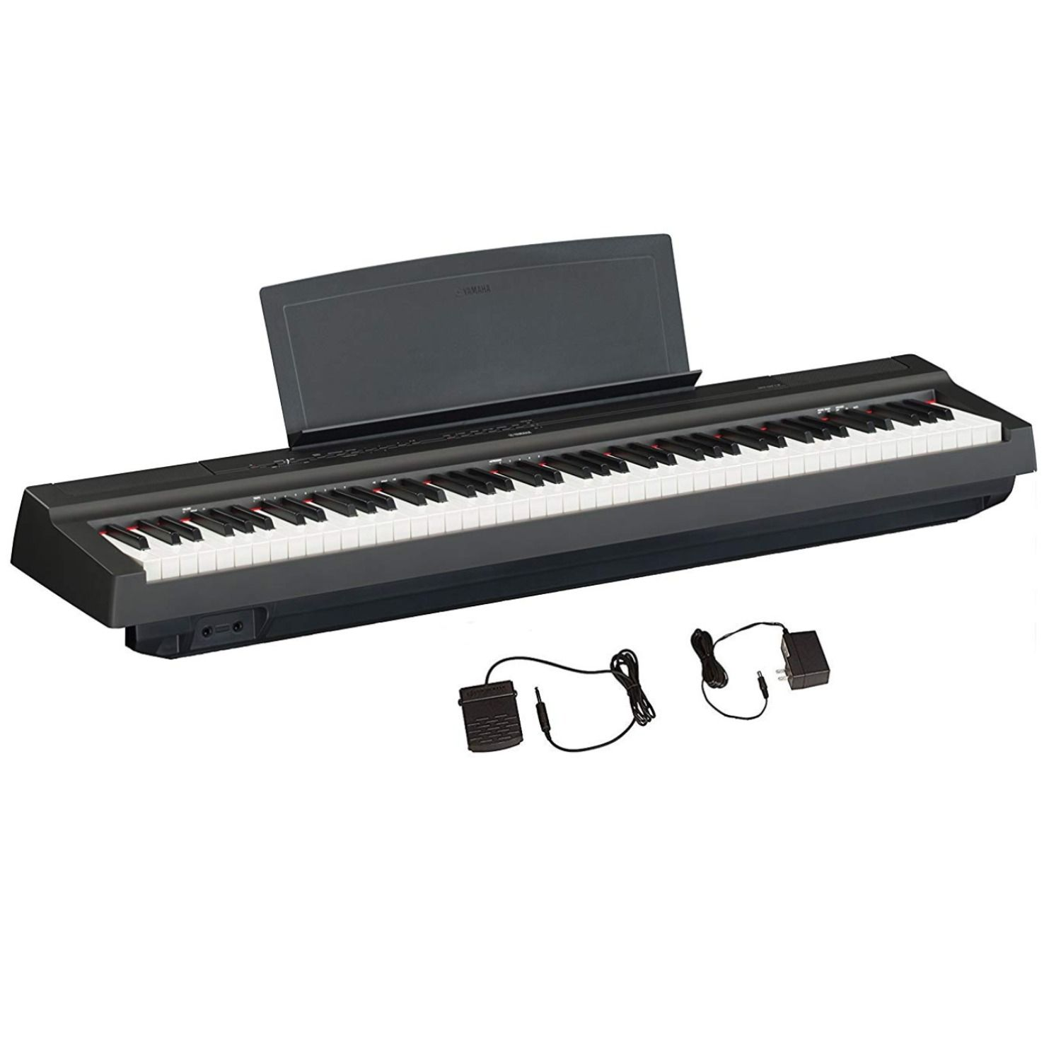 A Fully Weighted Digital Piano With 88 Full Sized Piano