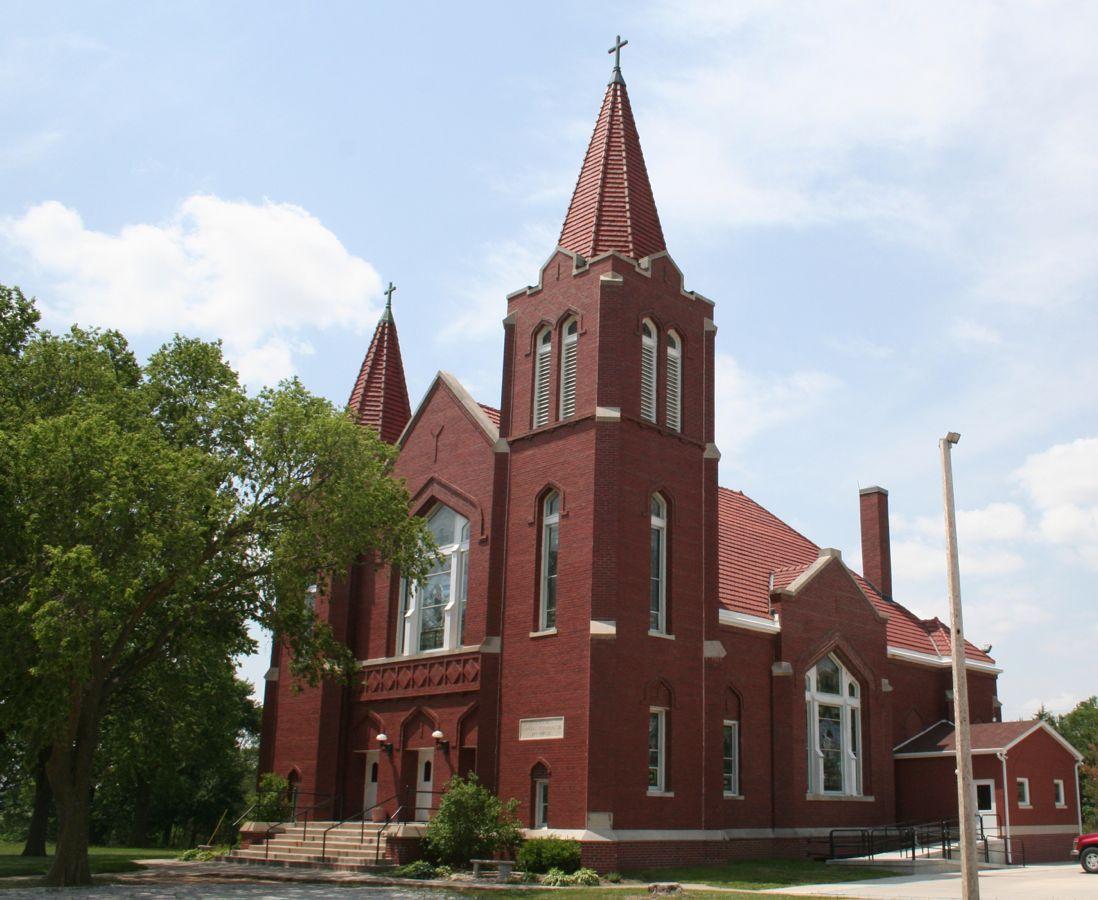 Our Redeemer LCMS, Staplehurst, Nebraska. ChurchesLCMS