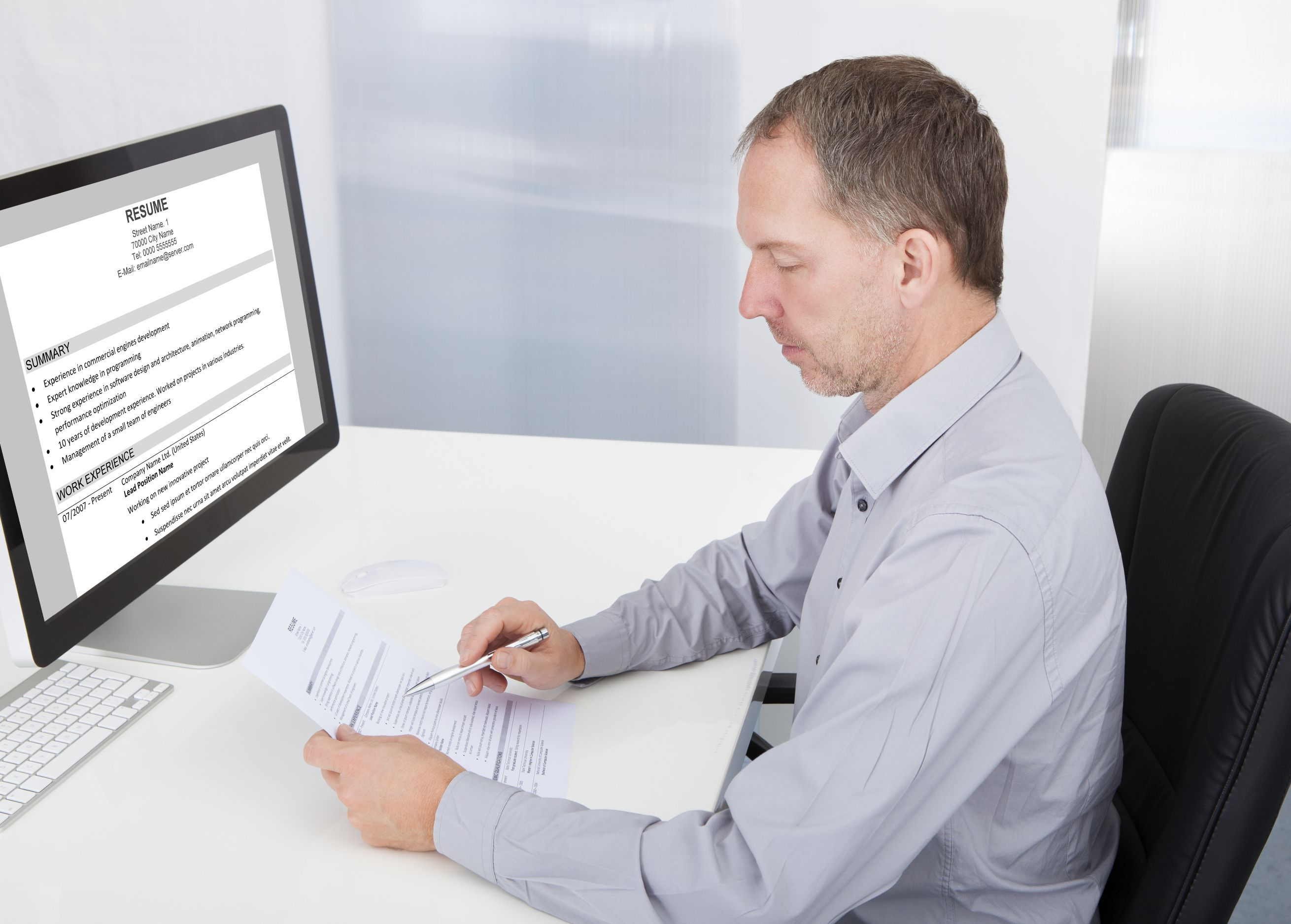 Tips for Choosing the Best Font Size for Resumes Resume