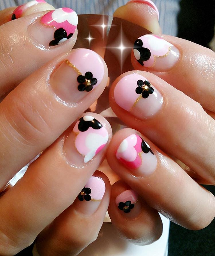30 Different Vintage Spring Acrylic Nail Designs Nail Art