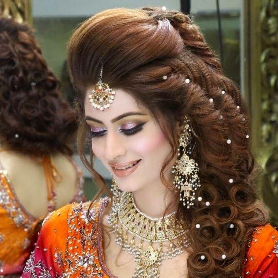 pin by rc rc on rc | wedding hairstyles, bridal hair, mehndi
