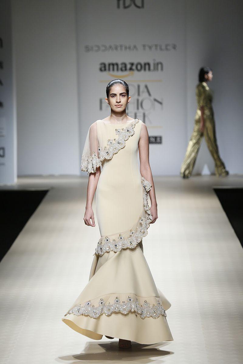 Siddartha Tytler at Amazon India Fashion Week spring/summer 2017