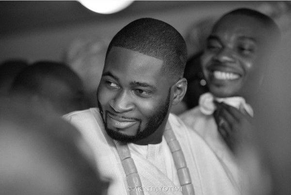 Nigerian wedding official yoruba traditional wedding pictures of Tiwa Savage  Tee Billz Tunji Balogun In Lagos Akinatyotimi Photography