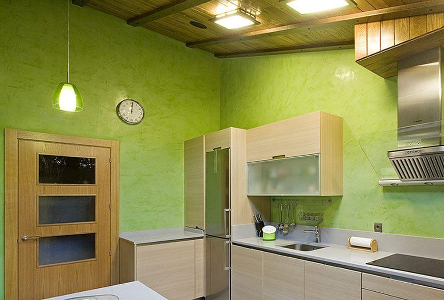 Resultado de imagen para cocinas con estuco decoracion de interiores y exteriores interior - Cocinas con estuco ...