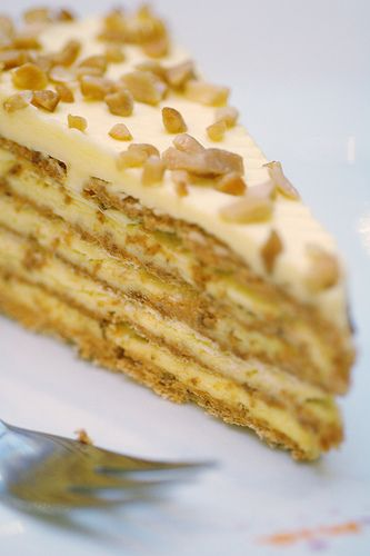 Sans Rival-Pure HEAVEN from Red Ribbon bake shop ...