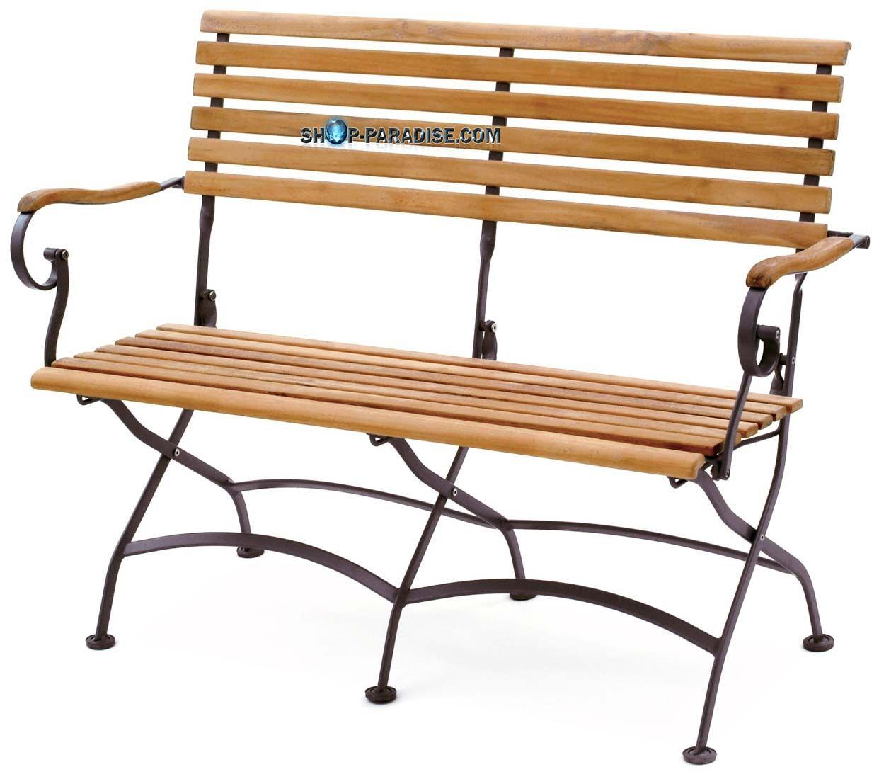 SHOP-PARADISE.COM Teak Gartenbank Apatura 235,29 € http://shop ...