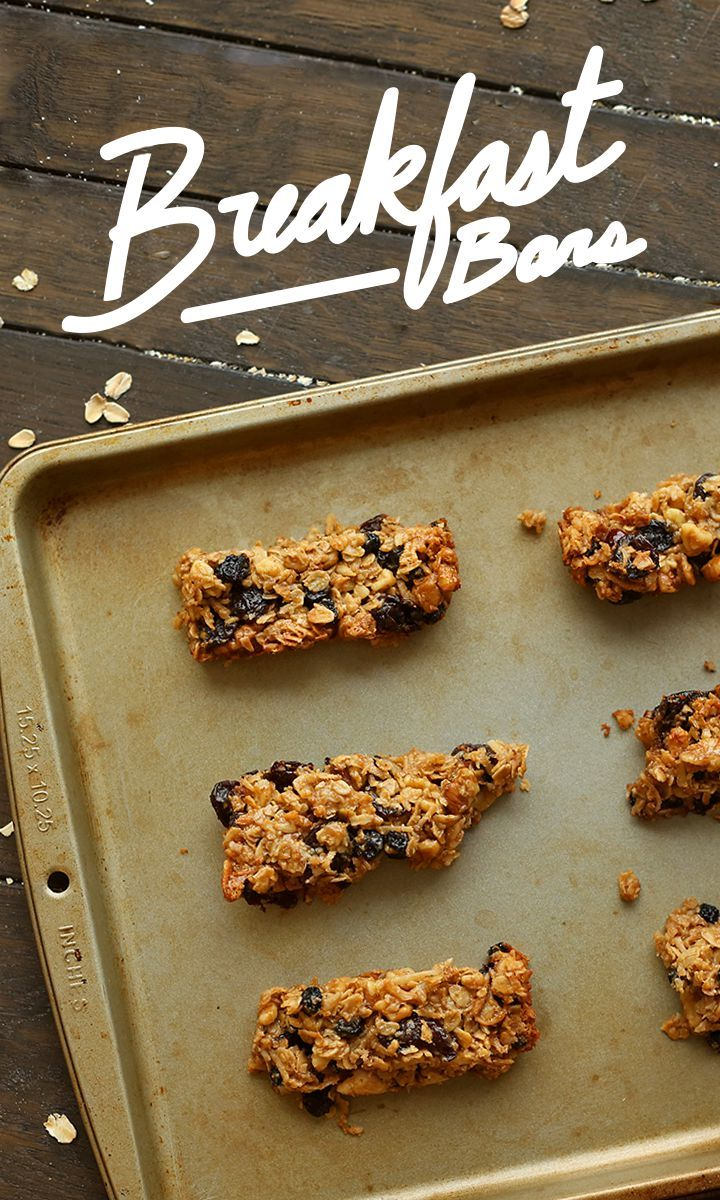 Breakfast bars recipe breakfast bars food recipes