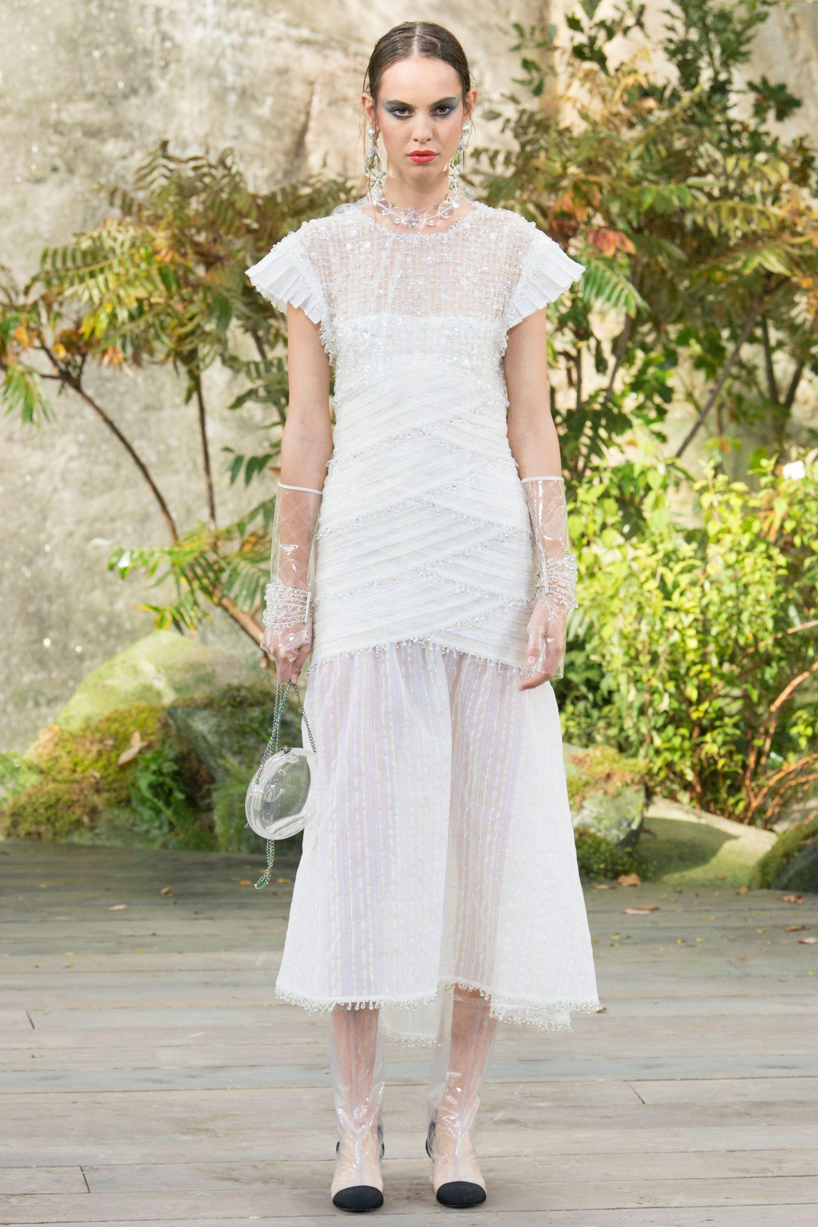 Chanel springsummer ready to wear alternative wedding