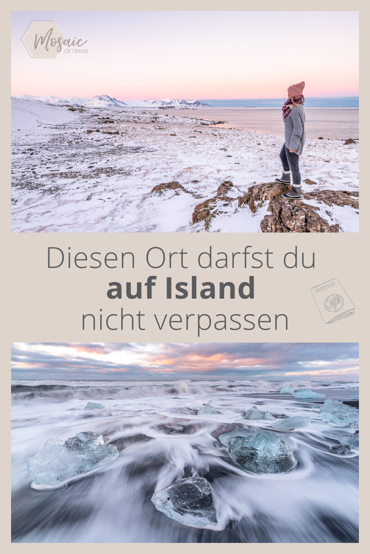 Photo of Island verzaubert dich mit Eisdiamanten