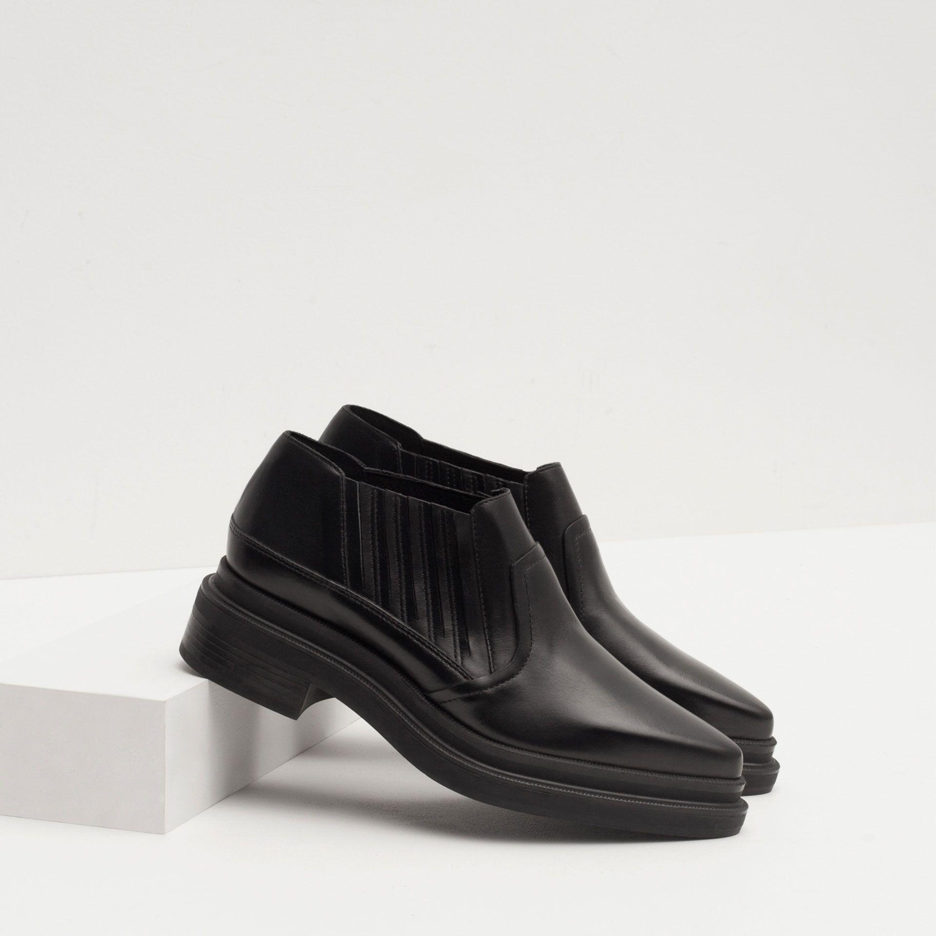 Chaussures à bout pointu Zara femme aHvGOI