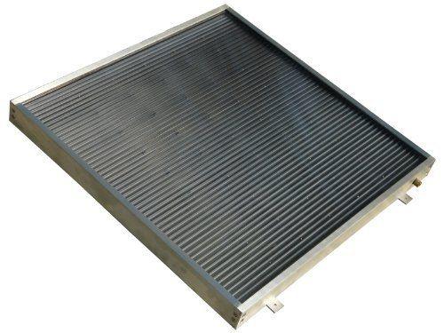 Solar Water Heating Panel Design