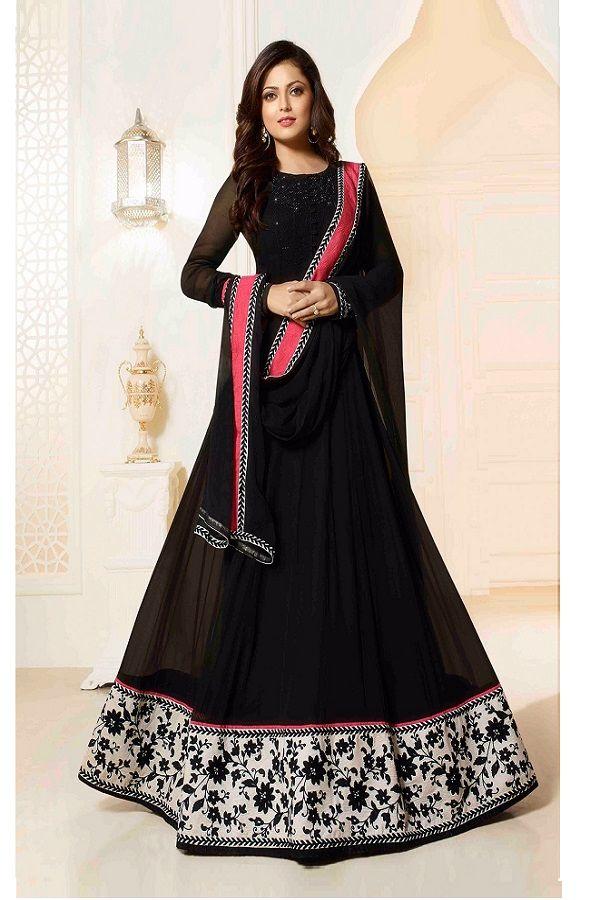 Buy Designer Indian Sarees, Bollywood Collection, Anarkali Salwar ...