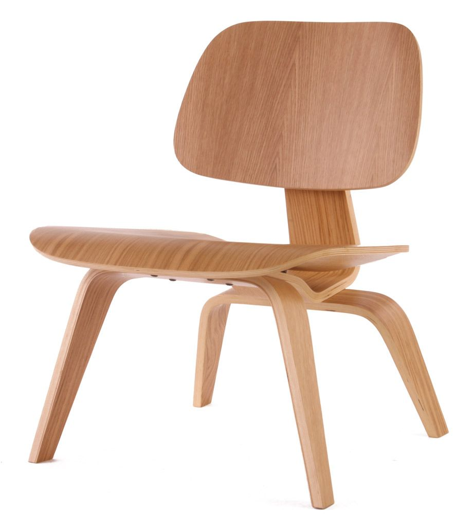 Lounge Chair Wood (LCW) Silla de madera contrachapada