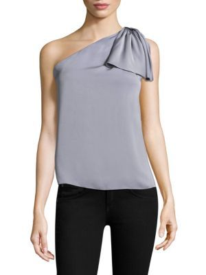 014158c04b193 MILLY Stretch Cindy Top.  milly  cloth
