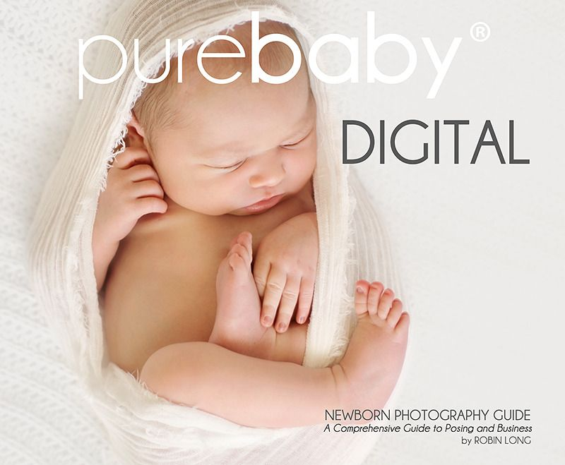 Robins little nest newborn photography guide digital pdf mobile posing appnewborn photography book