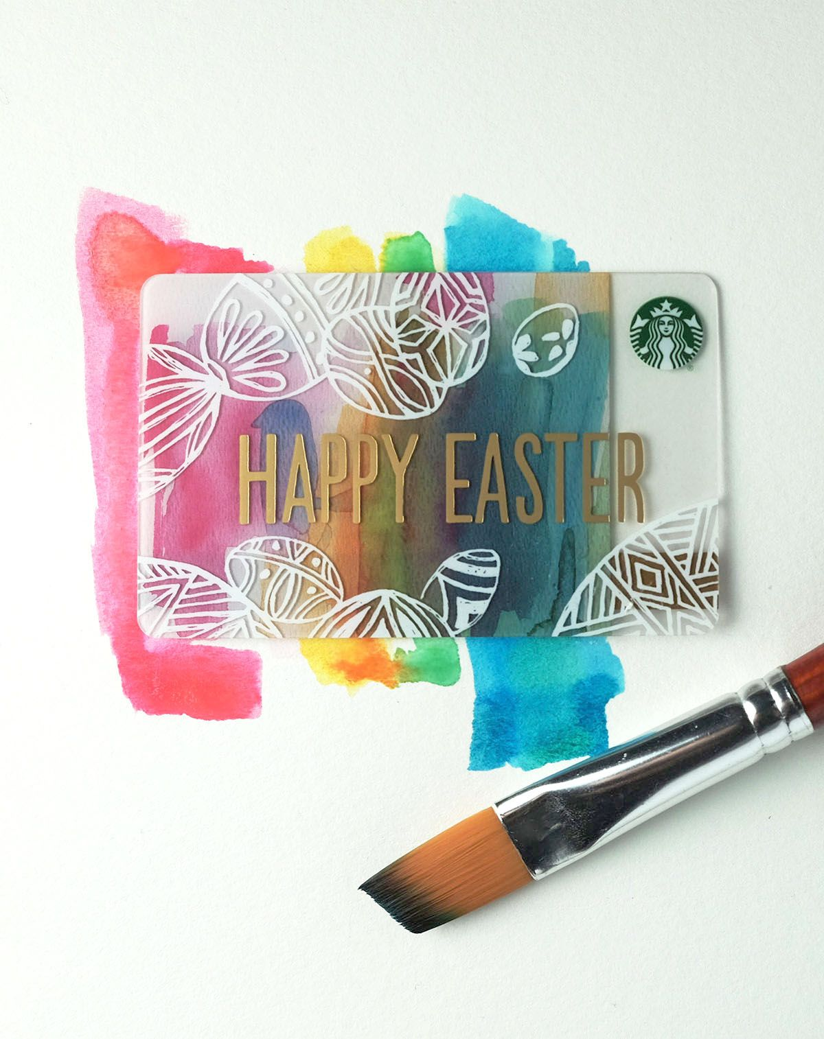 The perfect addition to your easter bountynew 2015 easter starbucks starbucks gift card perfect gifts for coffee lovers negle Gallery