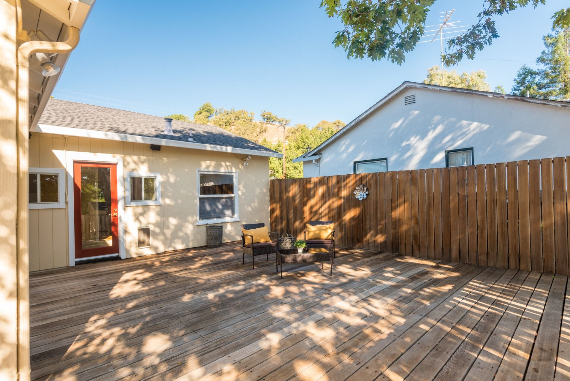1112 Clayton Court Novato California Single Story Two Bedroom