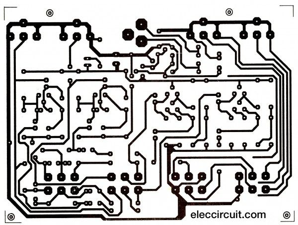 top 7 tone control circuit  low noise