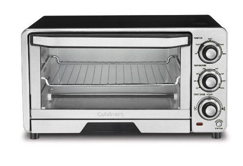 Cuisinart Tob 40 Custom Classic Toaster Oven Broiler 086279035585 1800 Watts To Toast Bagel B Cuisinart Toaster Oven Toaster Oven Reviews Cuisinart Toaster