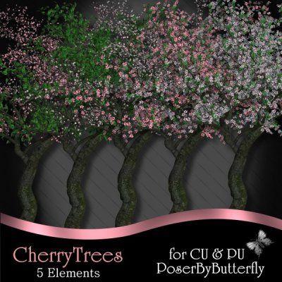 CU Cherry Trees