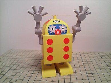 Robot Crafts Crafts Pinterest Crafts Robot And Paper Crafts