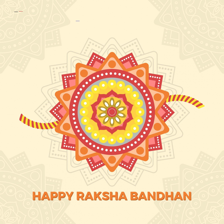 Raksha Bandhan Beautiful Card - #rakshabandhancards i 2020