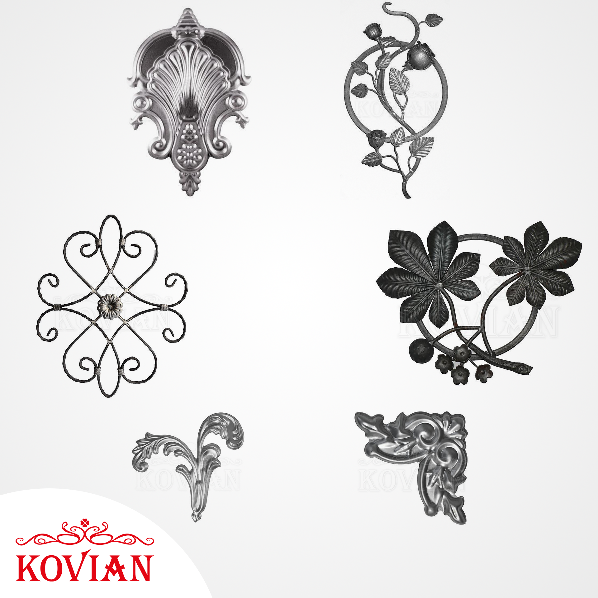 Stainless steel ornaments -  Kovian Ornaments Gardening Home Beautifulhome Garden Steel Stainless