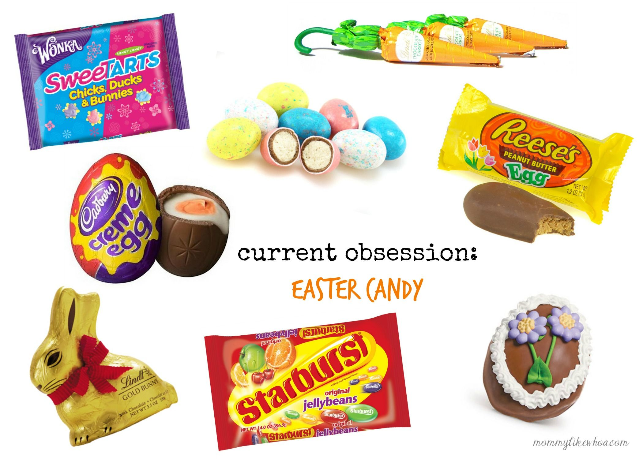 Current Obsession  Easter Candy - mommylikewhoa.com