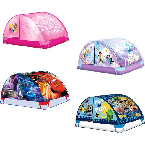 Disney Cars Fairies Princess or Toy Story 4 PC Bed Tent Set Cyber Monday Black Friday Walmart  sc 1 st  Pinterest & Bed Tents! I had a My Little Pony Bed Tent when I was little ...