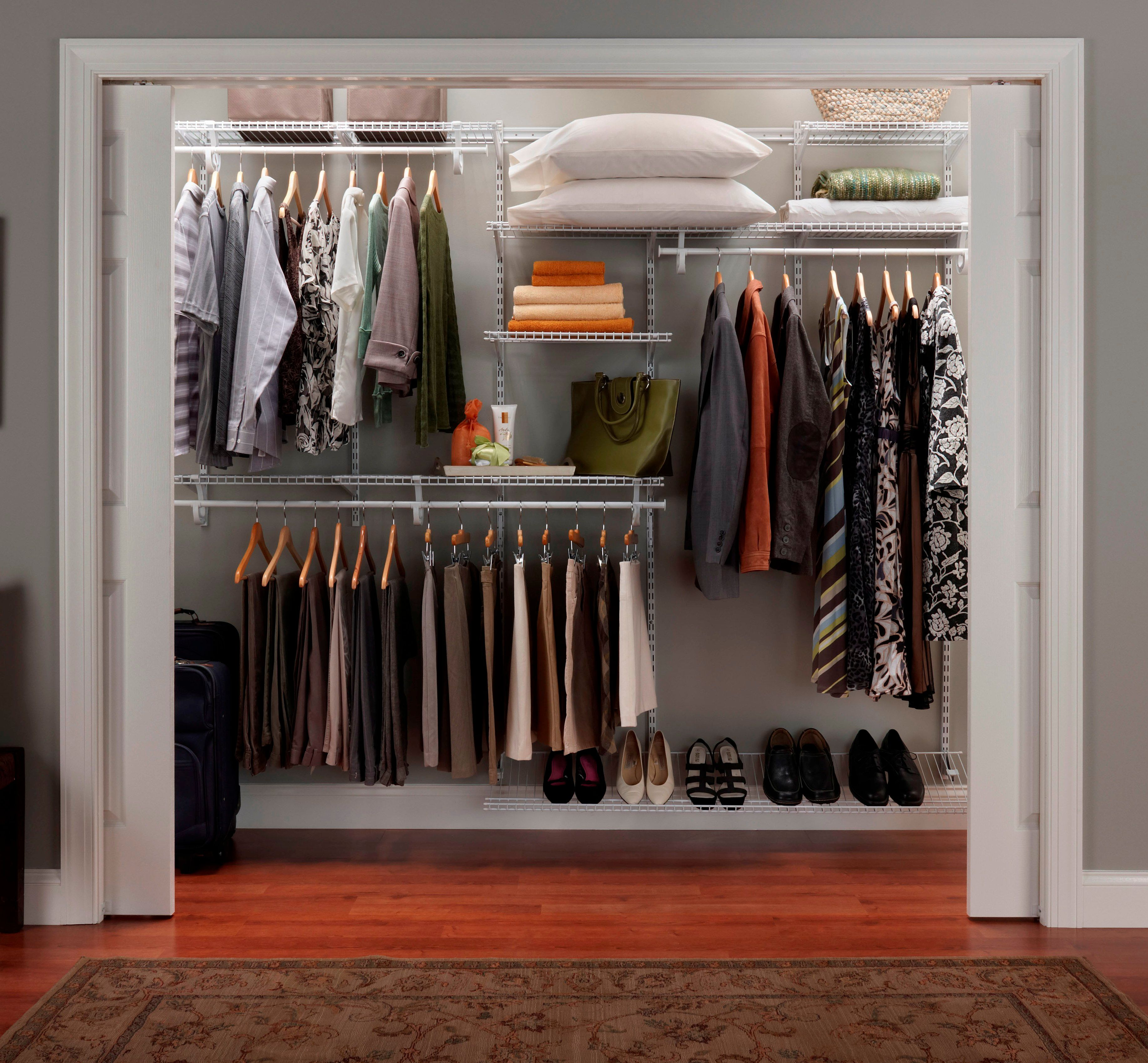 Marvelous Wire Closet Shelving Review