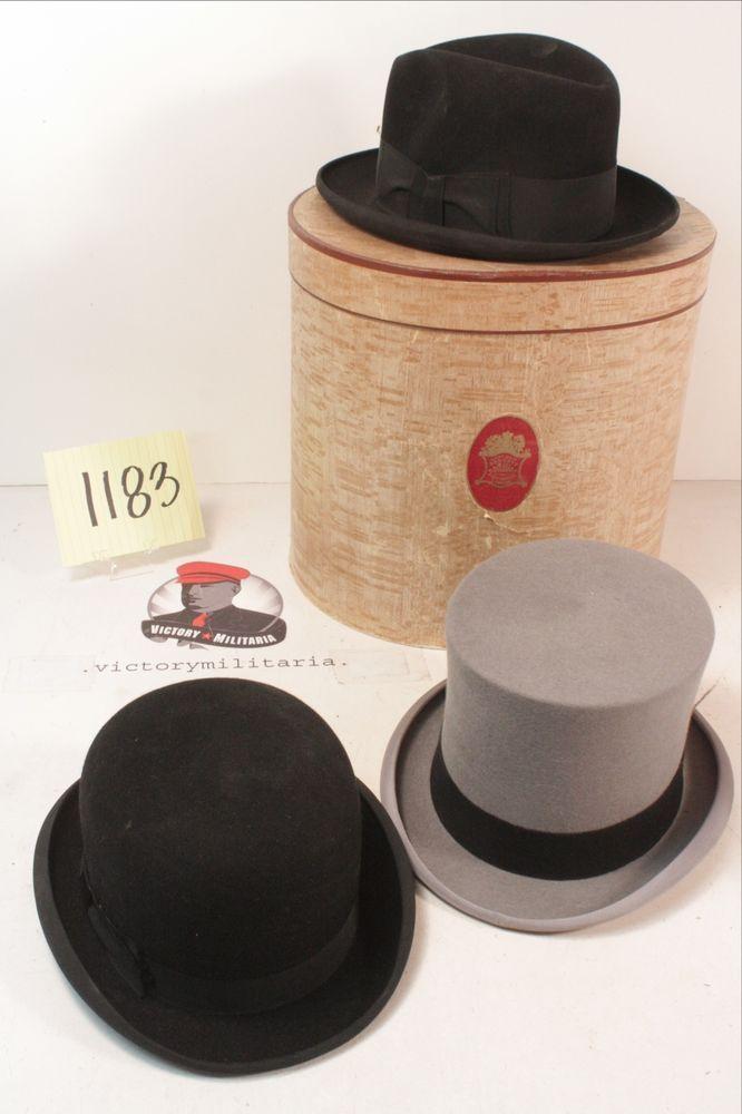 Fedora Hat Storage Box Itdallas