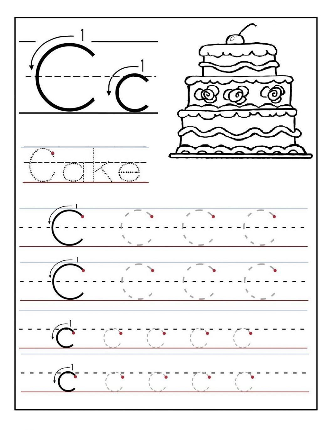 Free Printable Alphabet Letters For Toddlers In