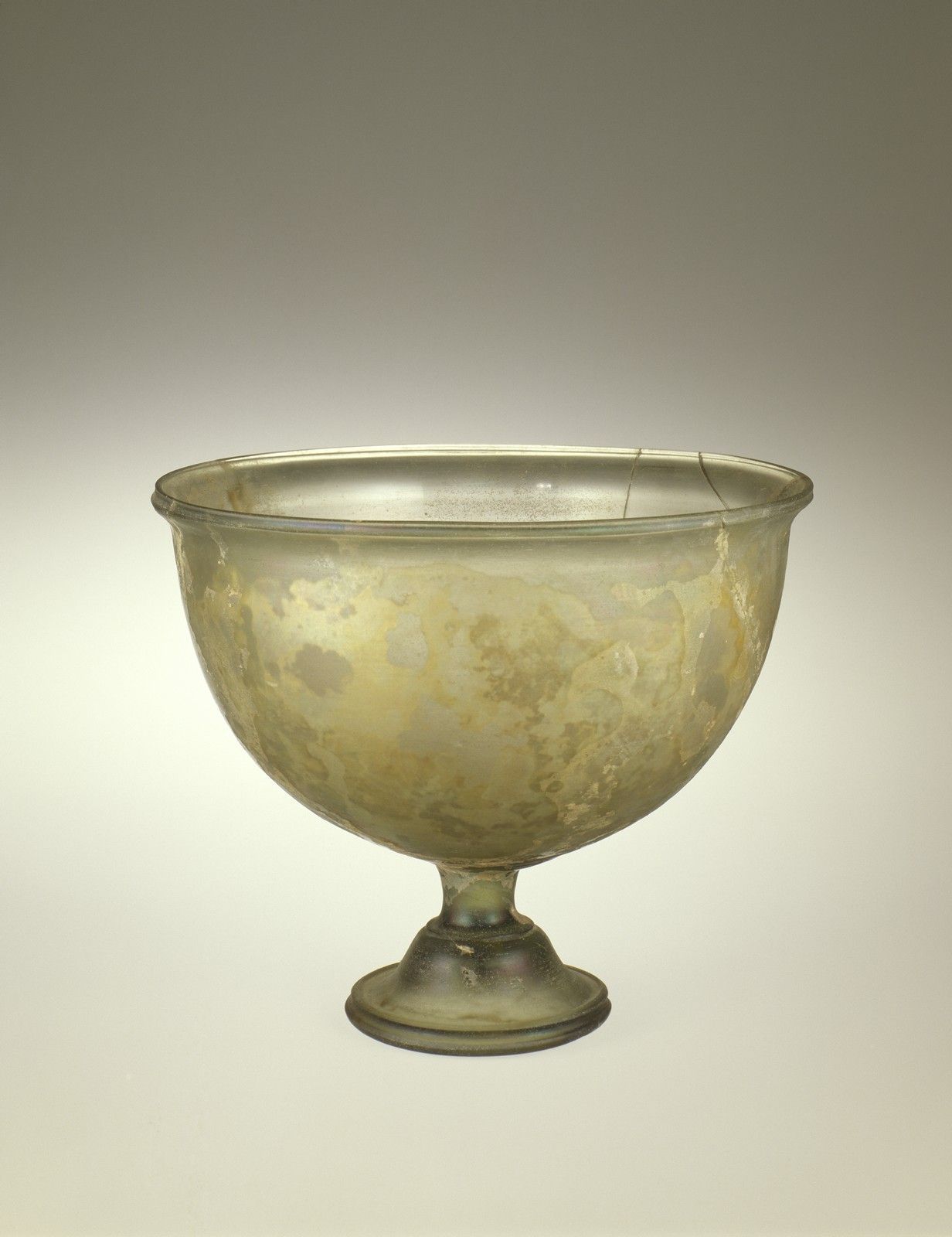 Mixing Bowl, about 299-230 BC