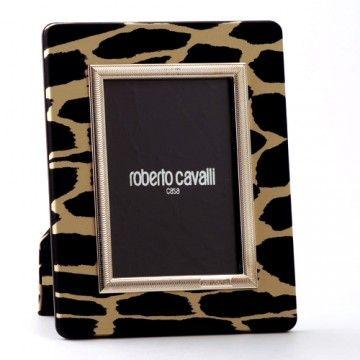 Roberto Cavalli home giraffe picture frame 10x15 cm