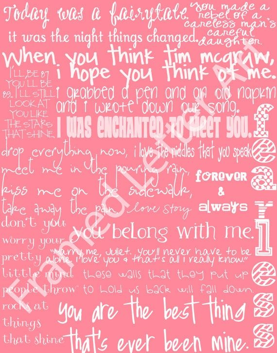 Taylor Swift Quotes Taylor Swift Lyrics Taylor Swift Quotes