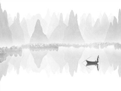 Fan Ho - Mirror Lake, 1952