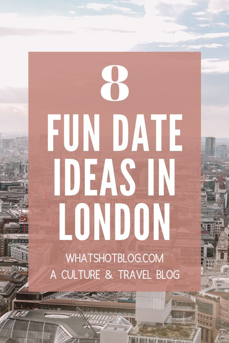 If you're looking for fun date ideas in London then look no further! Ever thought of axe throwing, darts, mini golf or an escape room? These competitive dates in London are great for couples or first dates! Add these to your list of things to do in London for couples. #whatshotblog #travellondon #visitlondon #dateideas#valentinesday #londontravel #uktravel #london #uk #romantic