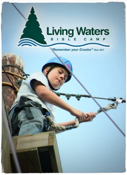 Living Waters Bible Camp in Westby, WI
