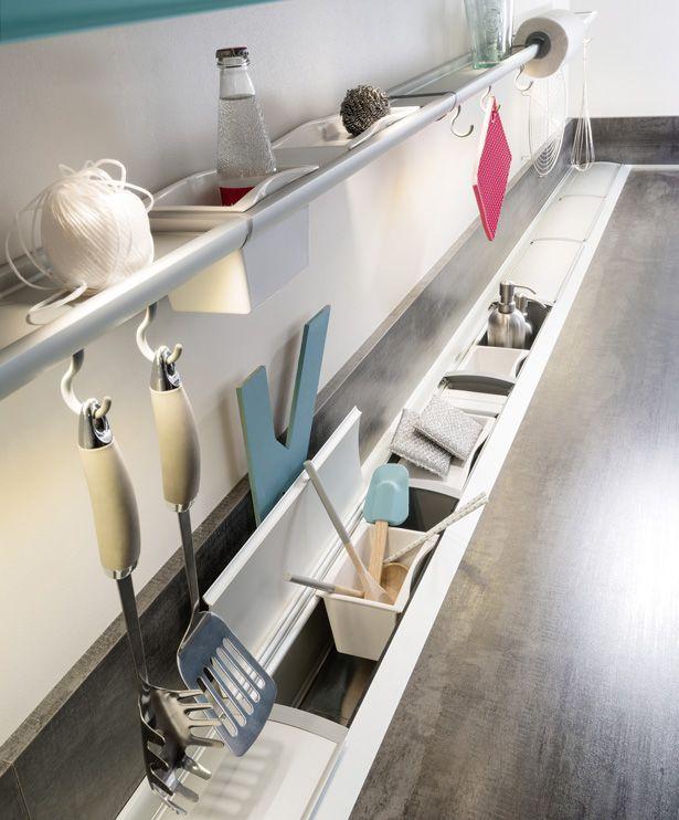tiroirs am nag s duplex et am nagement muraux pinterest mieux manger mobalpa et solution. Black Bedroom Furniture Sets. Home Design Ideas