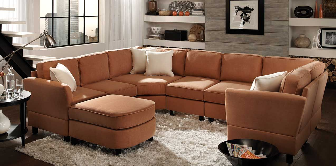 Small Apartment Sofas Sectionals And Sleepers Narrow Doors And
