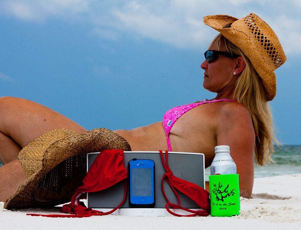 Beach bikini pic wickedweasel